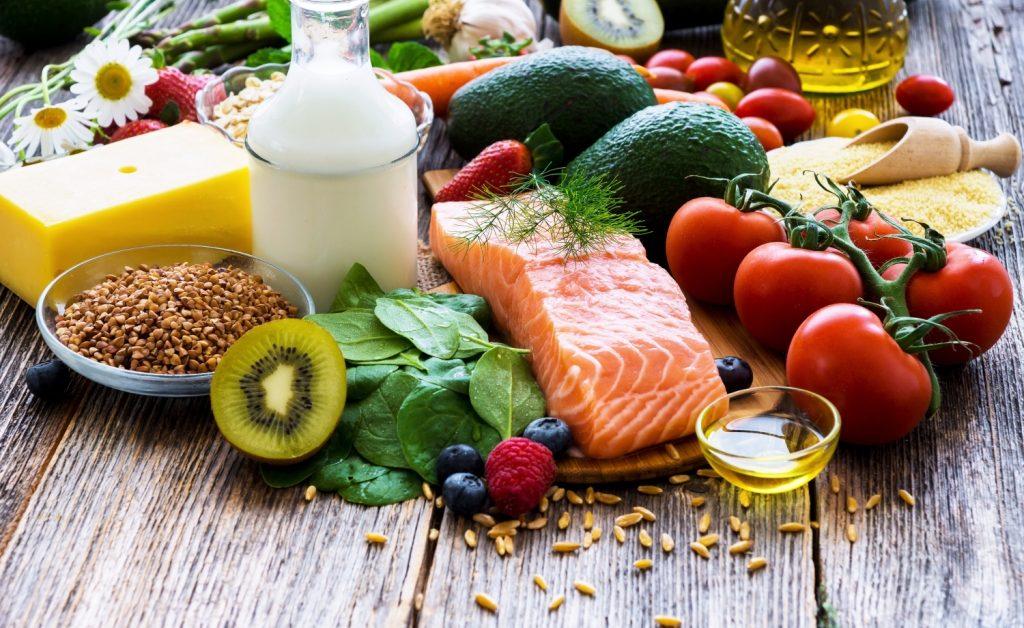 Alimentation saine: rendre votre garde-manger apte à la forme physique