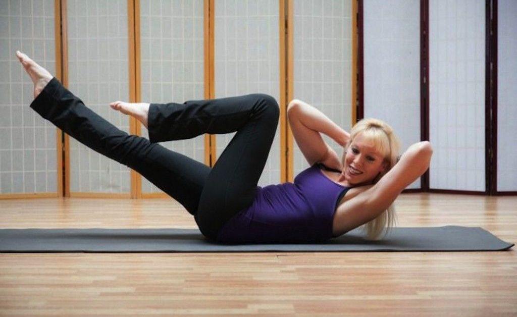 Exercices de gymnastique et plan d'entraînement