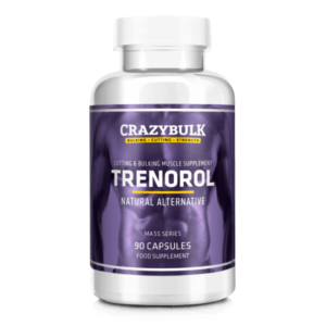 Trenorol, l'alternative à Trenbolone